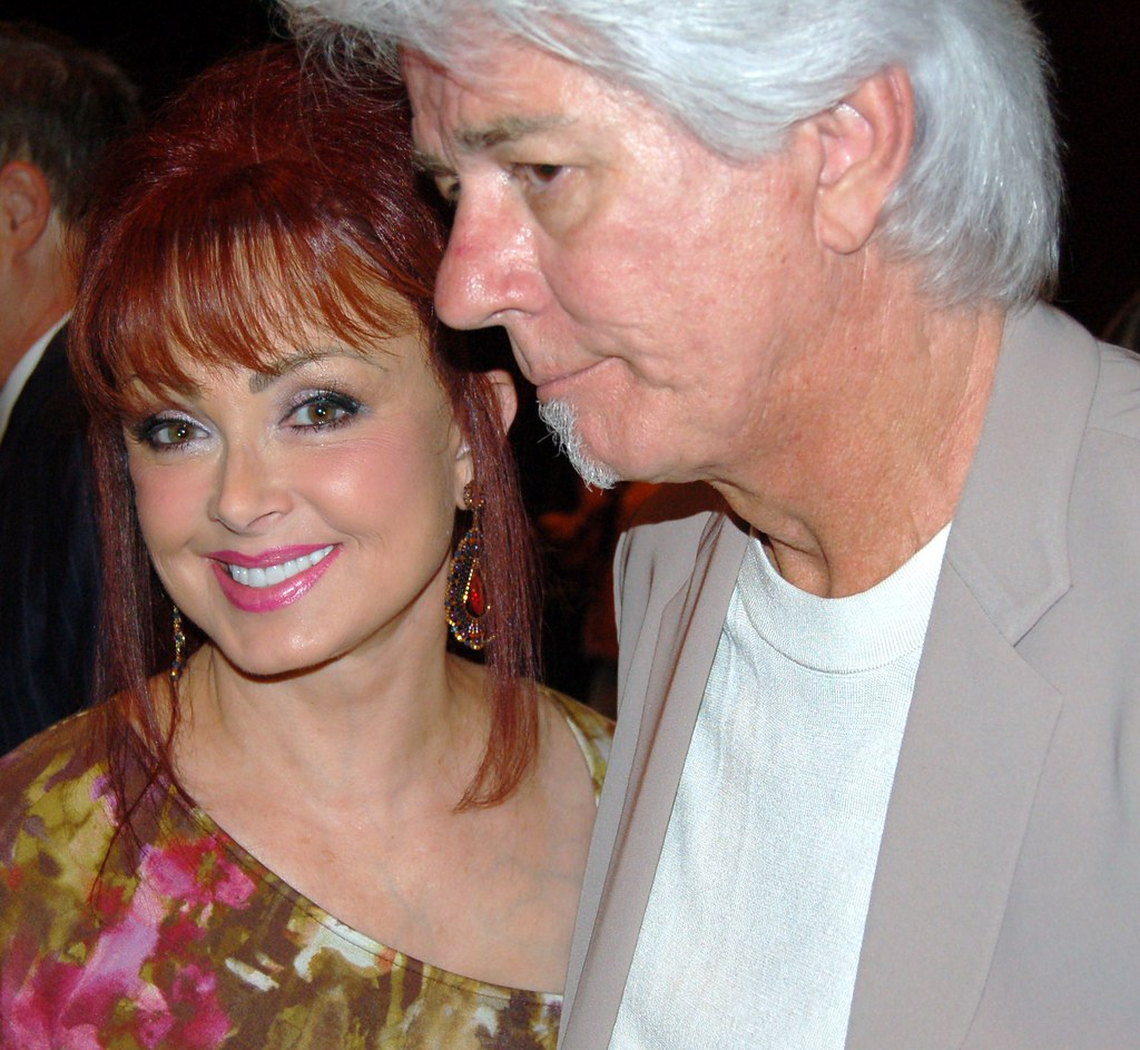 Naomi And Larry Strickland At The 9 To 5 World Premiere