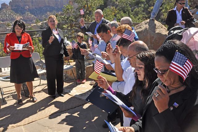 teste de cidadania americana