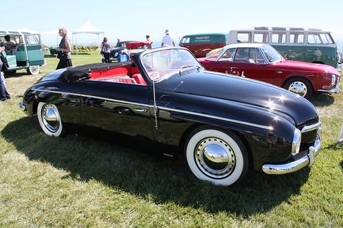 Steve White Vw >> 1955 VW Rometsch Beeskow Cabriolet | Steve Sexton | Flickr