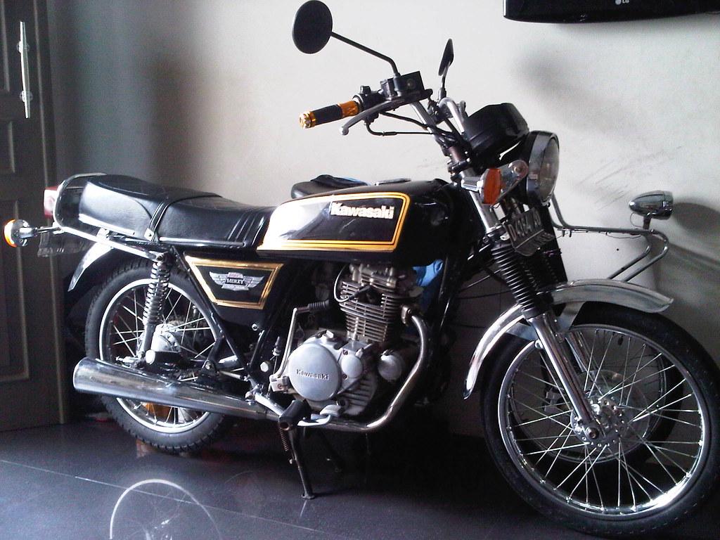 For Sale Sign >> KAWASAKI BINTER MERZY 1980 FOR SALE 081289042668 | LANA CARLITOS | Flickr
