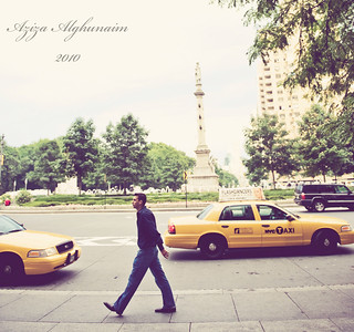 """I love New York. You can pop out of the Underworld in Central Park, hail a taxi, head down Fifth Avenue with a giant hellhound loping behind you, and nobody even looks at you funny."" 