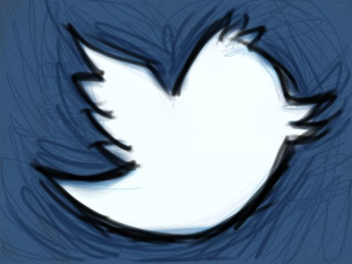 Twitter Bird Sketch | by shawncampbell