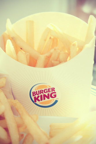 Burger King | by chlsgraphy
