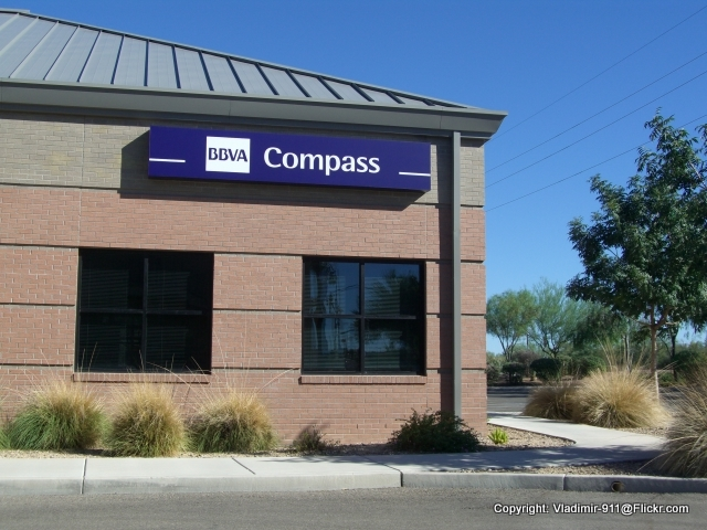 BBVA Compass Bank - Tucson, AZ | Vladimir-911 | Flickr