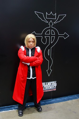 AX 2010 - Full Metal Alchemist - Edward Elric | by digitizedchaos