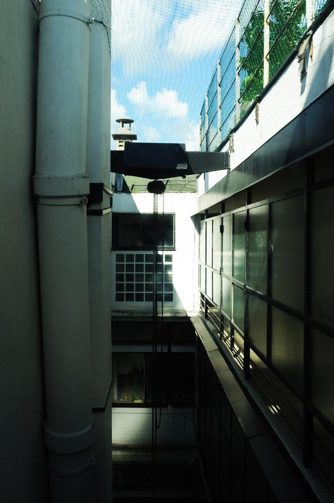 Immeuble molitor appartement de le corbusier immeuble mo flickr - Appartement le corbusier ...
