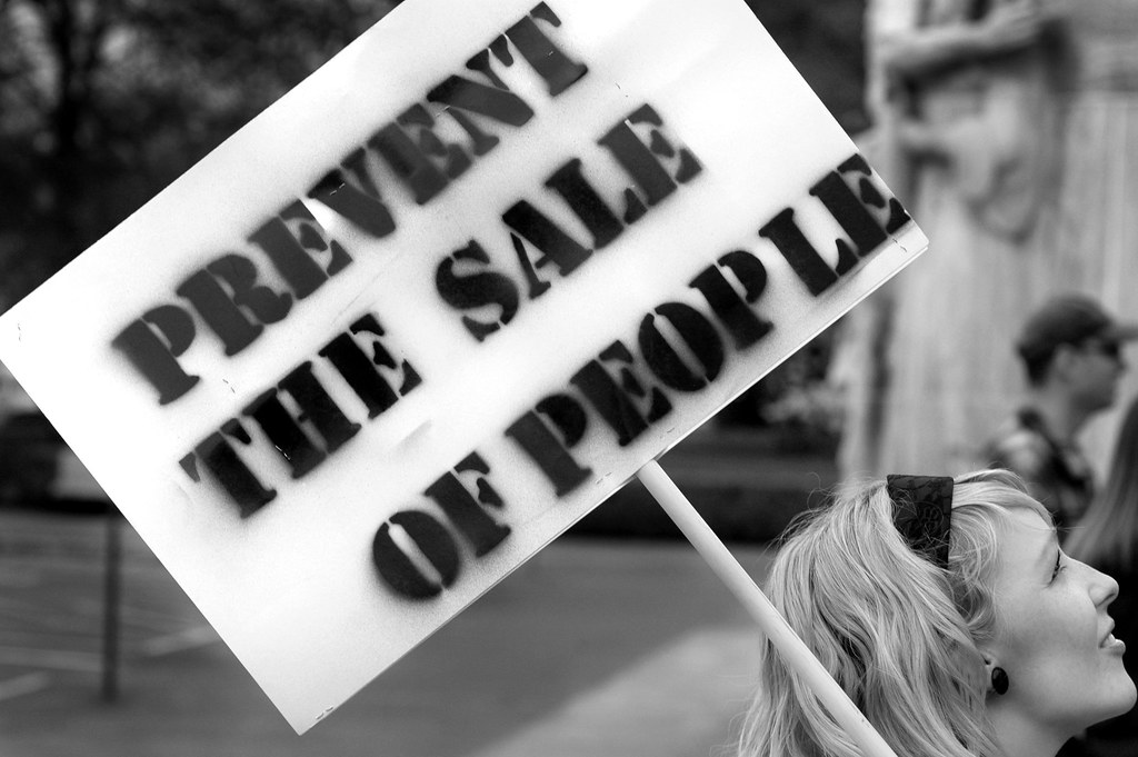 Prevent Human Trafficking The Idea That People Can Be