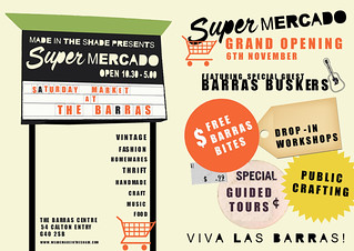 The Barras:  Supermercado & MITS HQ Grand Opening | by We Are Made In The Shade