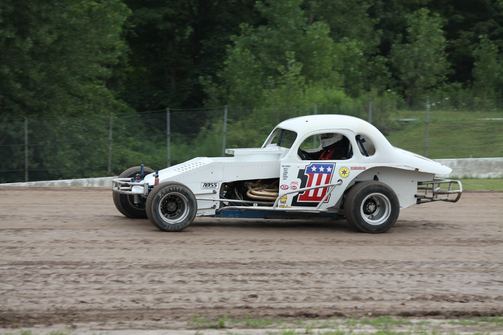 old time race car | Picture taken at Rolling Wheels Raceway ...