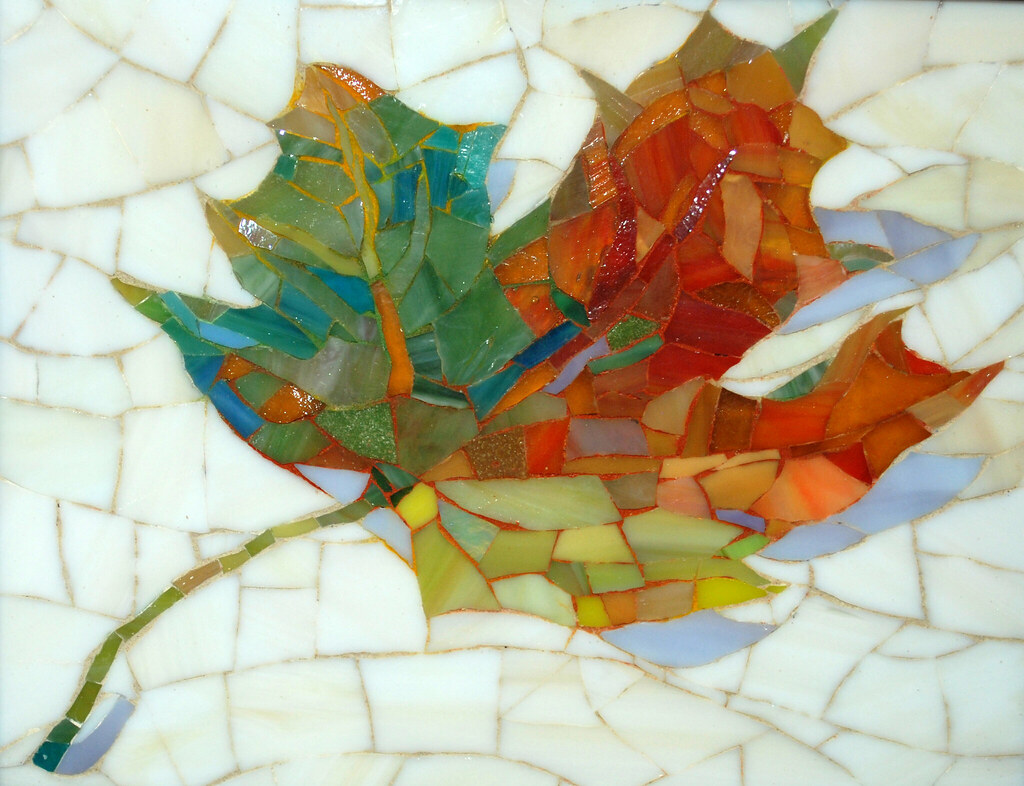 The Gift 8 Quot X10 Quot Stained Glass Carol Shelkin Flickr