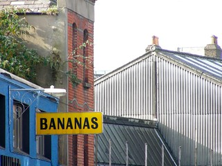Bananas, Dublin | by James Benedict Brown
