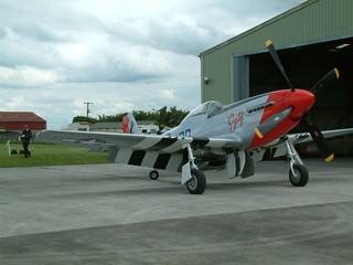 P-51D Mustang | by jst @ Tanfield