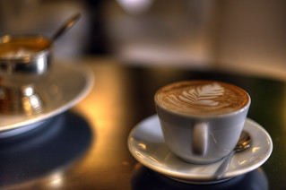 Fine Strong Cappuccino | by Or Hiltch