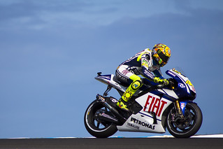 Valentino Rossi | by John McClumpha