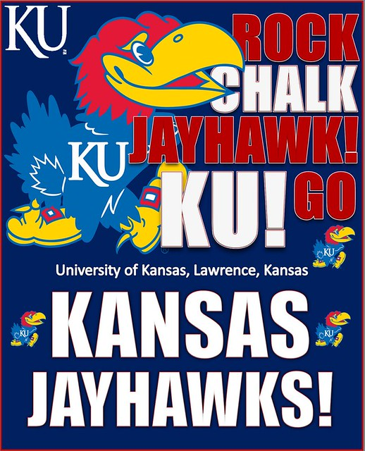 Similiar Rock Chalk Jayhawk Logo Keywords