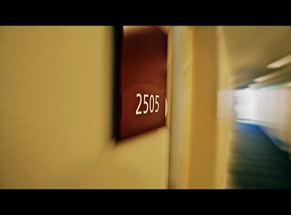 Where it leads US : The right NUMBER : right TIME : Copenhagen Towers : Crowne Plaza : DESIGN SUITE : Entrance : ENJOY! :) | by || UggBoy♥UggGirl || PHOTO || WORLD || TRAVEL ||