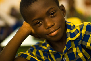 Young student in Ghana | by World Bank Photo Collection