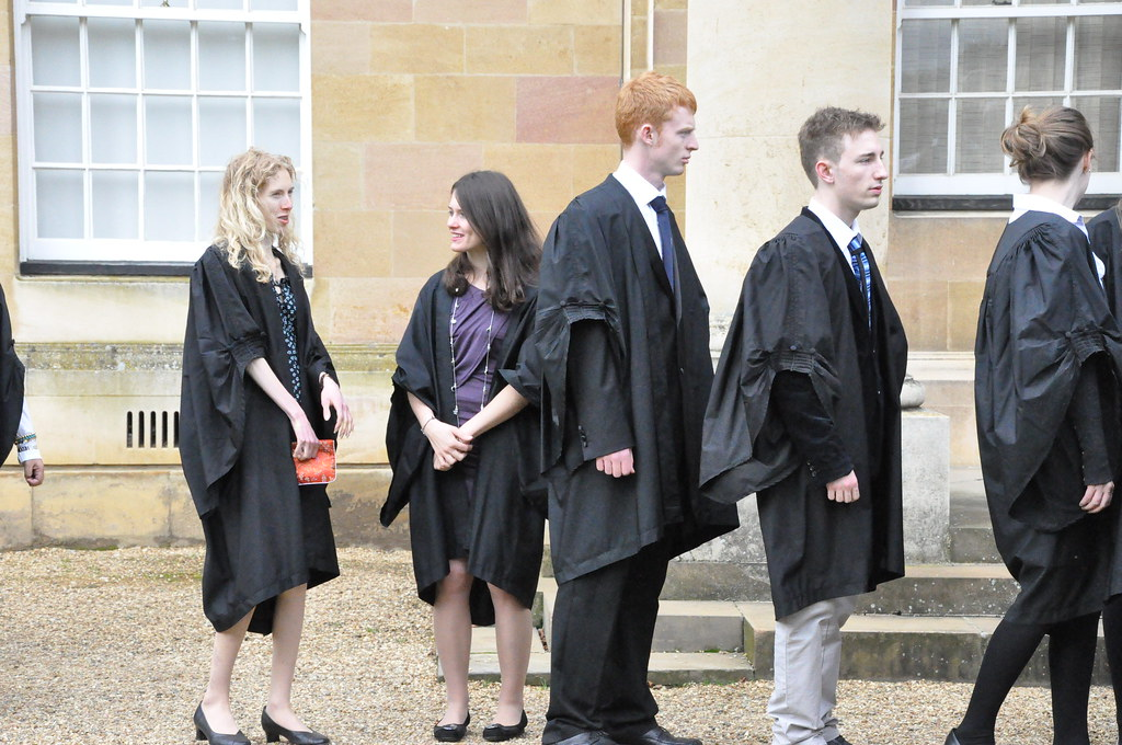 Matriculation 2010 | Downing College | Flickr