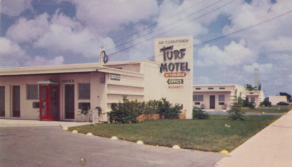 Turf Motel - Miami, Florida