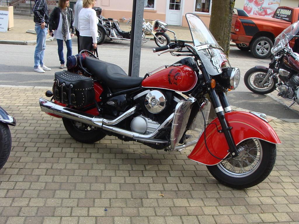 Kawasaki Drifter  Horsepower