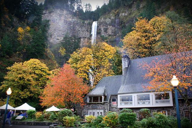 Multnomah falls lodge flickr photo sharing