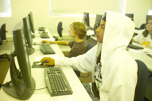 Teens at Library sponsored Digital Arts Workshop | by California State University Channel Islands