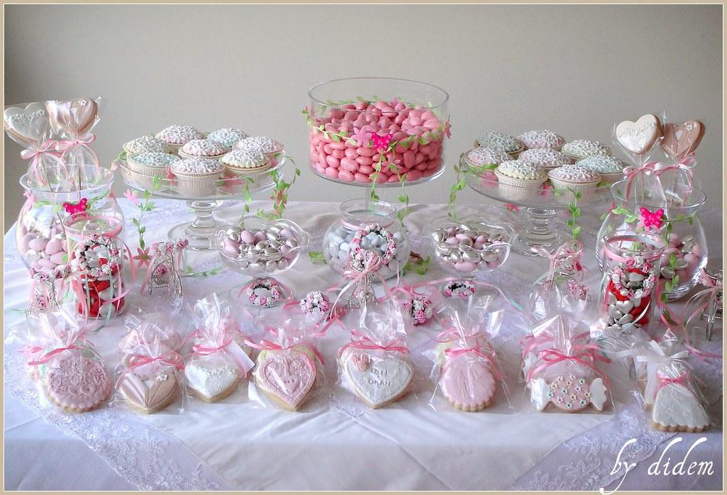 Wedd ng dessert table 1 flickr for Standesamt dekoration hochzeit