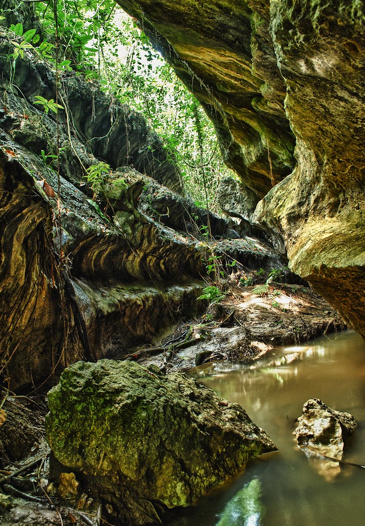 Underground Cave Home Altavas Underground Cave