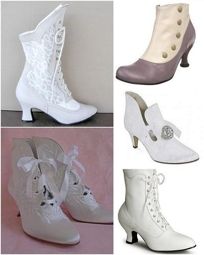 White Fox Shoes