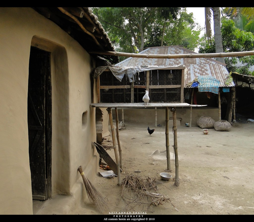Bangladesh Village Traditional House E X P L O R E D