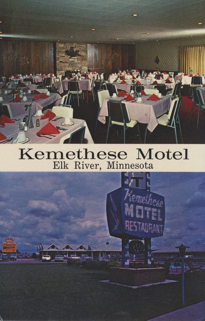 Kemethese Motel - Elk River, Minnesota