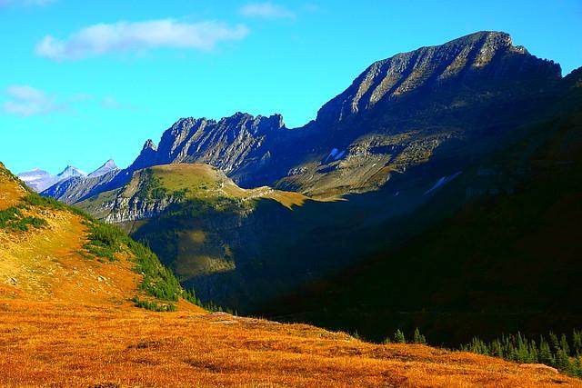 Img 7717 Garden Wall Glacier National Park Flickr Photo Sharing