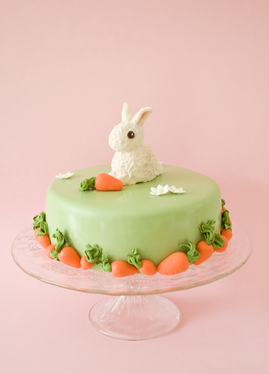Bunny Cake Pan Recipe