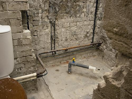 Badkamer - sloop | Na twee volle dagen zwoegen (...) was het… | Flickr