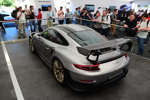 Porsche 911 GT2 RS, Goodwood Festival of Speed 2017