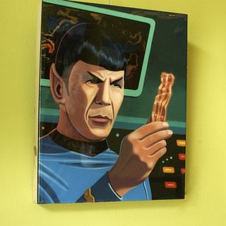 07.23.2010 - Bacon Spock | by PraxisLoki