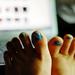 My pretty toenails