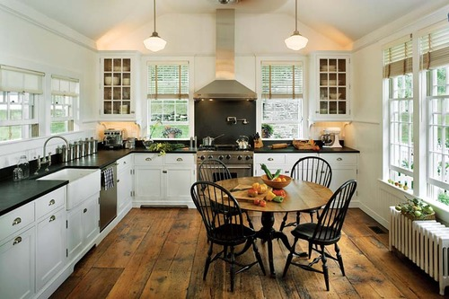 White Kitchen Cabinets Windsor