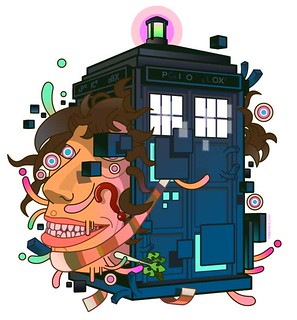 an alteration through the doctor and his magical box | by tubbypaws