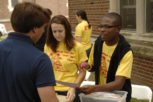 Orientation Weekend 2010 – Nazareth College, Rochester, NY | by NazarethCollege