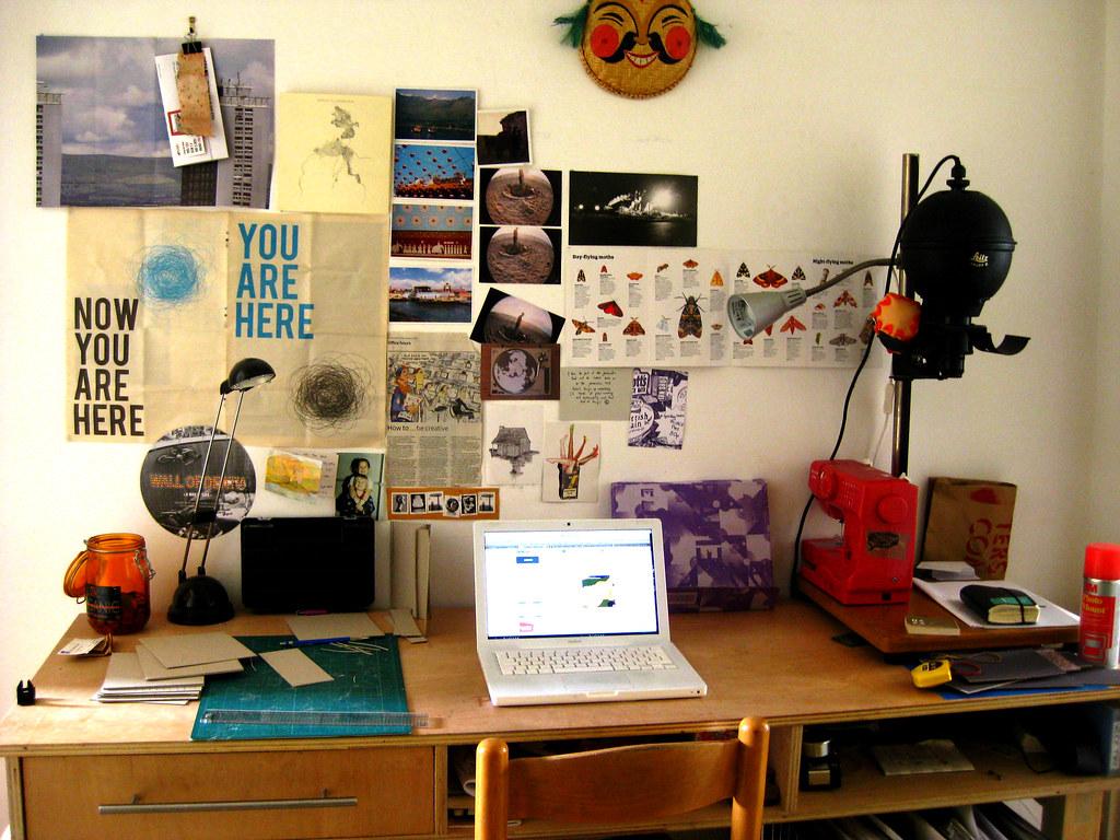 Creative Workspace Flickr