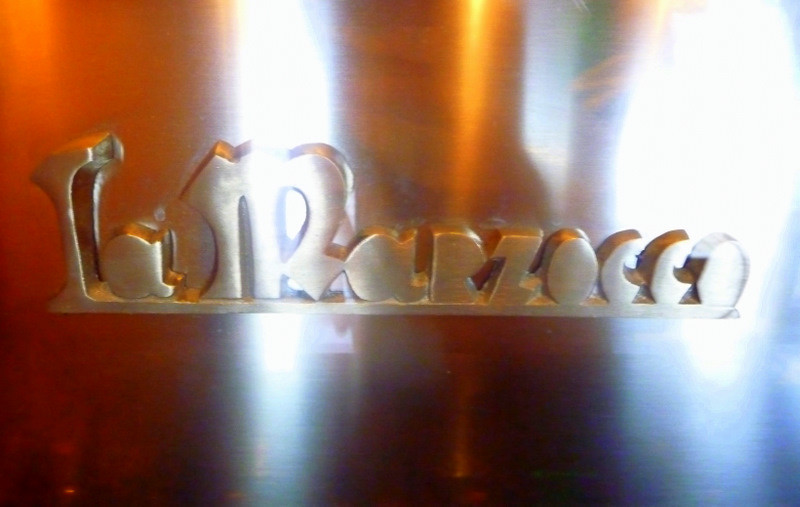 La Marzocco Espresso Machine Detail Nordstrom Coffee Bar