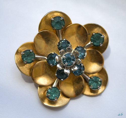 Vintage Barclay Pin | by Blue Eyes and Bluebonnets