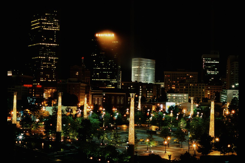 Downtown Atlanta Hotel Rooms
