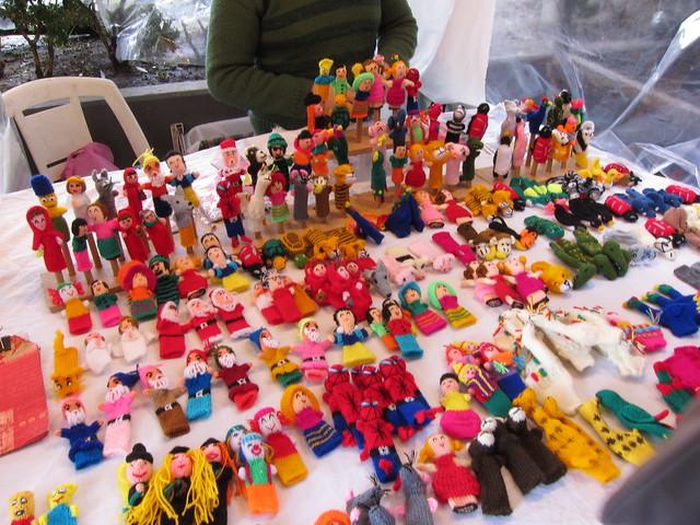 Buenos Aires Feria Artesanal De La Recoleta Flickr