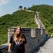 Tess O'Grady in China