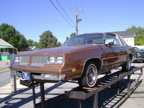1985 Oldsmobile Cutlass Supreme Very Nice Example Spotted Flickr