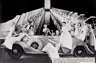 1935 Buick with Dick Powell & the Berkeley Girls | by aldenjewell