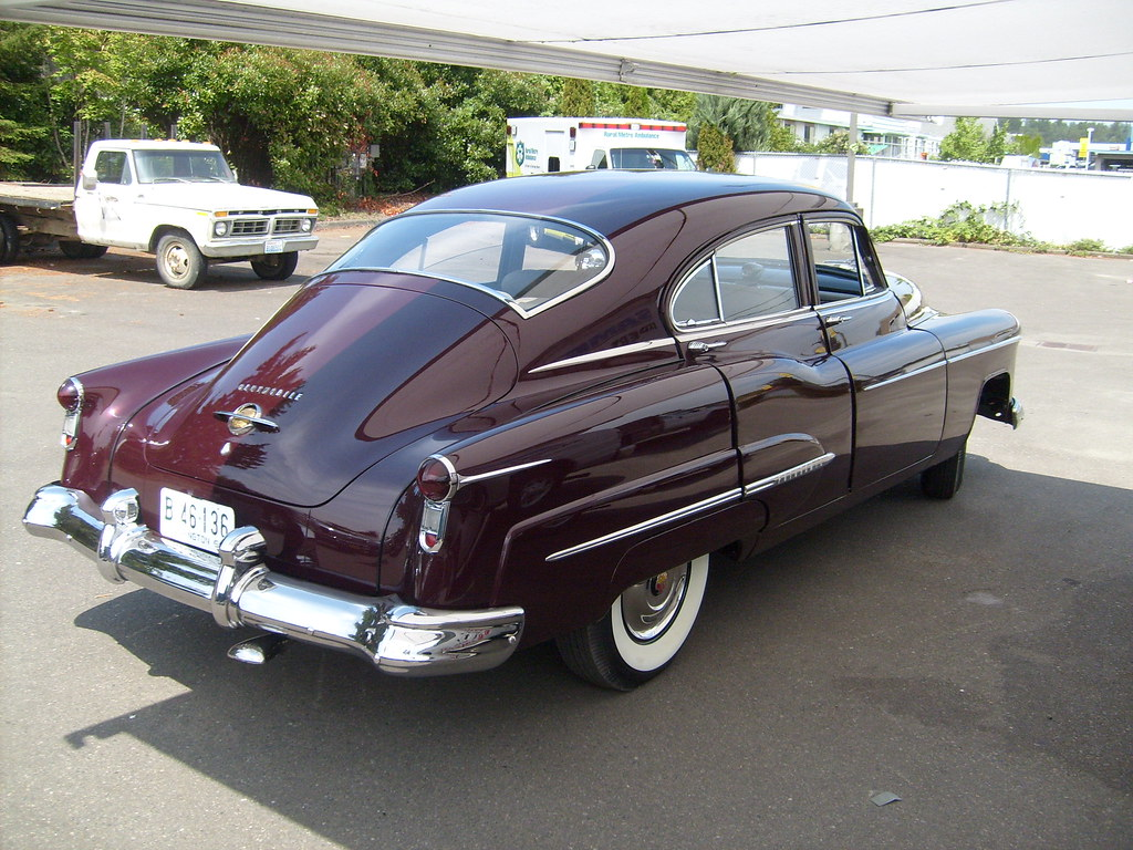 Oldsmobile | Classic Oldsmobile | Vintage Car Repair | Cla… | Flickr