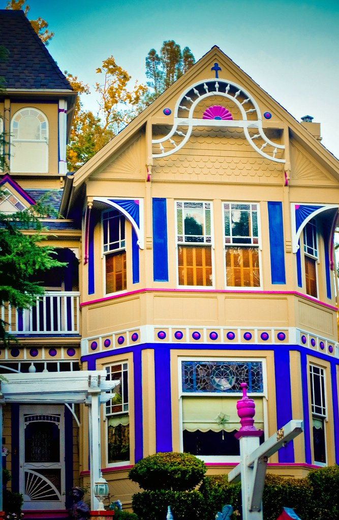 Victorian Style House Victorian Style House In